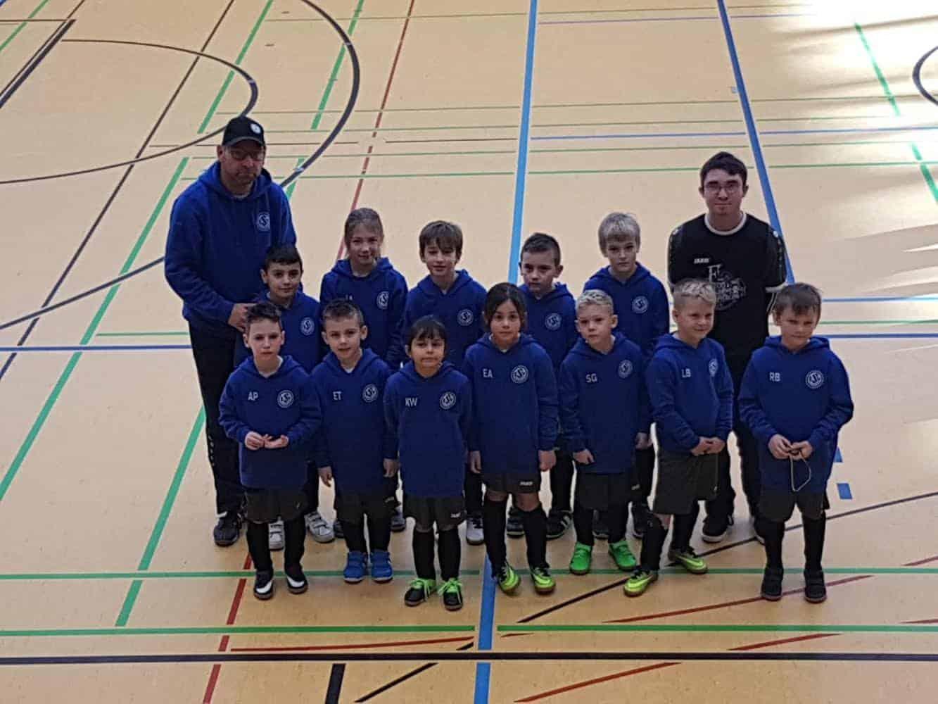 F-Jugend Turnier ESV Augsburg 2020