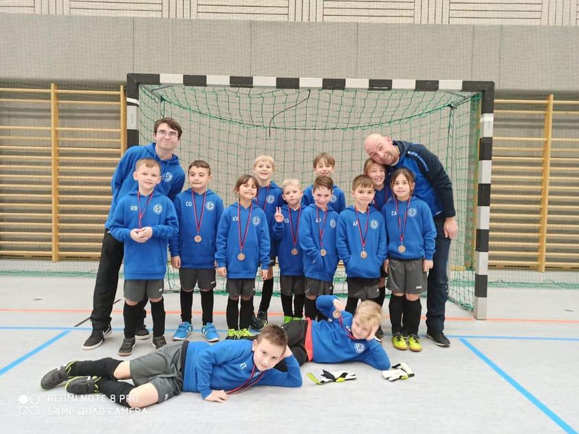 ESV Augsburg F-Jugend Saison 2019/2020