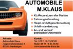 Automobile M.Klaus